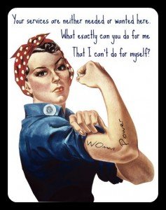 A Call to the Strong, Independent Woman—Stop Emasculating ...