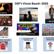 Deborah Pegues Vision board