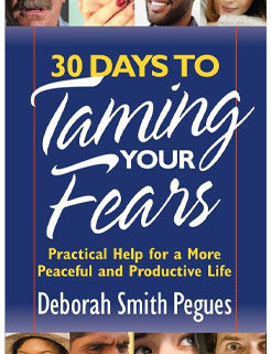 Taming Your Fears book cover