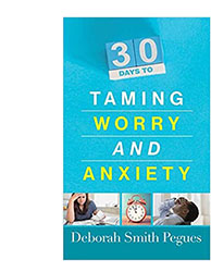 Taming Worry and Anxiety book cover