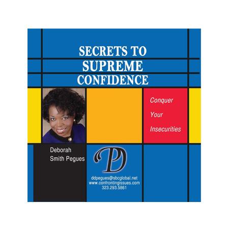 Supreme confidence CD