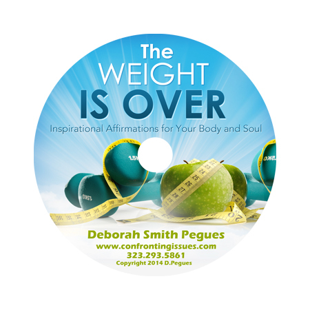 The Weight is Over CD