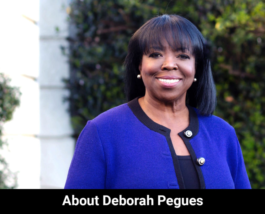 about Deborah Pegues